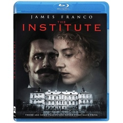 Institute Blu-ray Cover