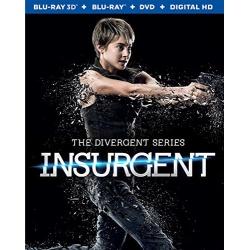 Insurgent Blu-ray 3D