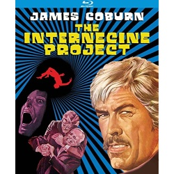 Internecine Project Blu-ray Cover