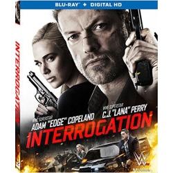 Interrogation Blu-ray Cover