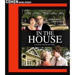 In the House Blu-ray Cover