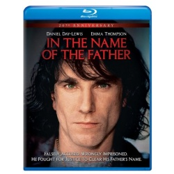 In the Name of the Father Blu-ray Cover