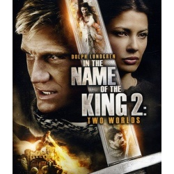 In the Name of the King 2: Two Worlds Blu-ray Cover