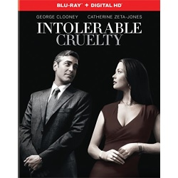 Intolerable Cruelty Blu-ray Cover
