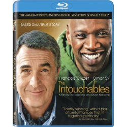 Intouchables Blu-ray Cover