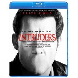 Intruders Blu-ray Cover
