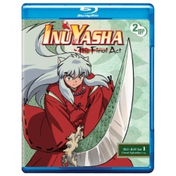 InuYasha: The Final Act, Set One Blu-ray Cover