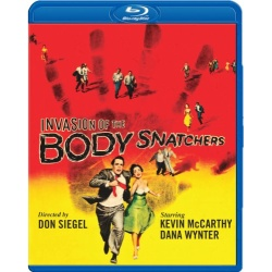 Invasion of the Body Snatchers Blu-ray Cover