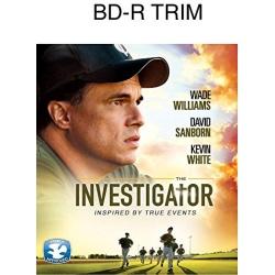 Investigator Blu-ray Cover