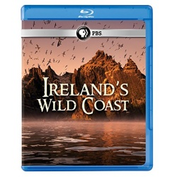 Ireland's Wild Coast Blu-ray Cover