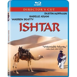 Ishtar Blu-ray Cover
