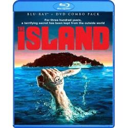 Island Blu-ray Cover