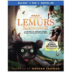 Island of Lemurs: Madagascar Blu-ray 3D