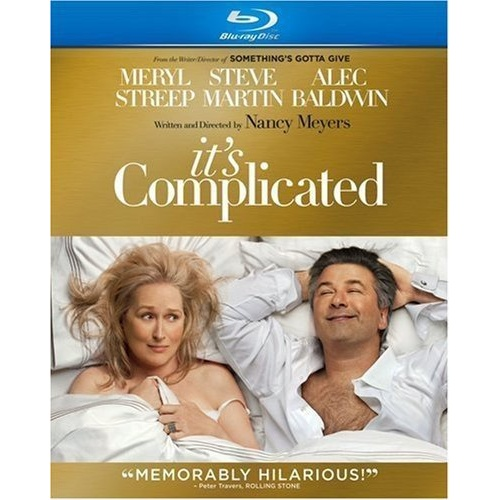 Its Complicated House: It's Complicated Blu-ray Disc Title Details