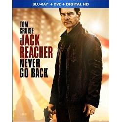 Jack Reacher: Never Go Back Blu-ray Disc Title Details ...