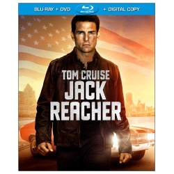 Jack Reacher Blu-ray Cover