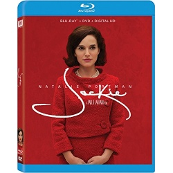 Jackie Blu-ray Cover