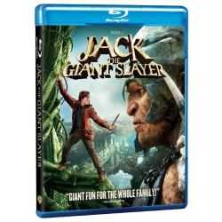 Jack the Giant Slayer Blu-ray Cover