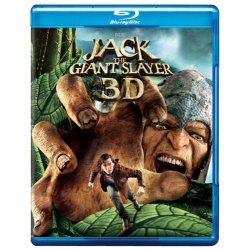 Jack the Giant Slayer 3D Blu-ray Cover