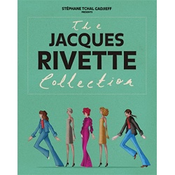 Jacques Rivette Collection Blu-ray Cover