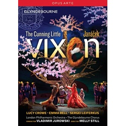 Janacek: The Cunning Little Vixen Blu-ray Cover
