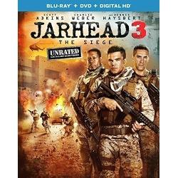 Jarhead 3: The Siege Blu-ray Cover
