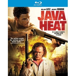 Java Heat Blu-ray Cover