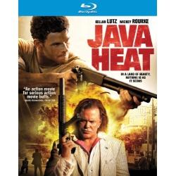 Java Heat Blu-ray Cover