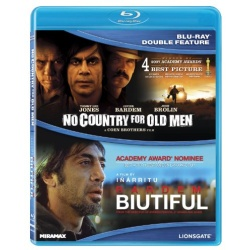 Javier Bardem: Double Feature Blu-ray Cover
