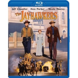 Jayhawkers Blu-ray Cover