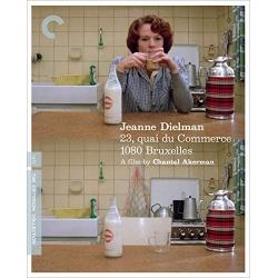 Jeanne Dielman, 23, quai du Commerce, 1080 Bruxelles Blu-ray Cover