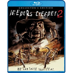 Jeepers Creepers 2 Blu-ray Cover