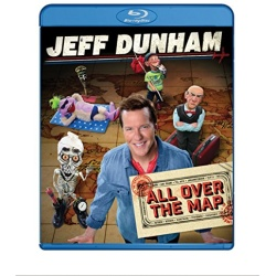Jeff Dunham: All Over the Map