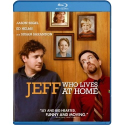 Jeff, Who Lives at Home Blu-ray Cover