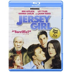 Jersey Girl Blu-ray Cover