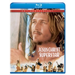 Jesus Christ Superstar Blu-ray Cover