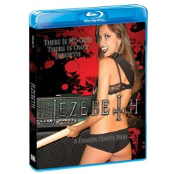 Jezebeth Blu-ray Cover