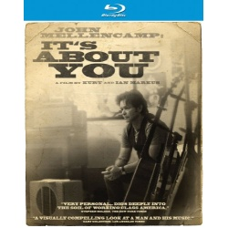 John Mellencamp: It's About You Blu-ray Cover