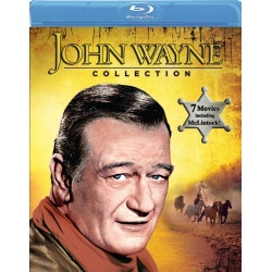John Wayne Collection Blu-ray Cover
