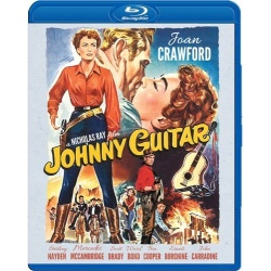 Johnny Guitar Blu-ray Cover