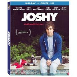 Joshy Blu-ray Cover