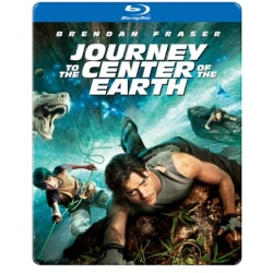 Journey to the Center of the Earth (Steelbook) Blu-ray Cover