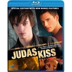 Judas Kiss Blu-ray Cover