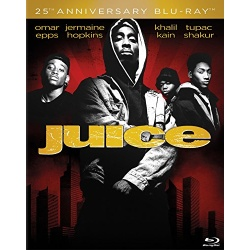 Juice Blu-ray Cover