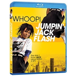 Jumpin' Jack Flash Blu-ray Cover