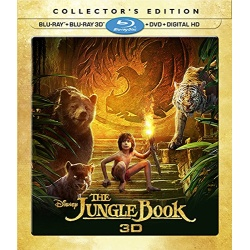 Jungle Book Blu-ray Cover