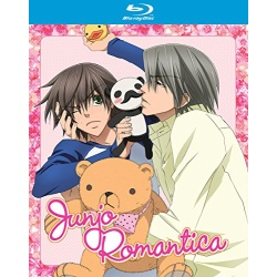 Junjo Romantica: Season 1 Blu-ray Cover