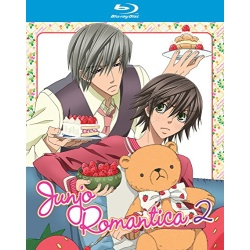 Junjo Romantica: Season 2 Blu-ray Cover