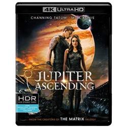 Jupiter Ascending Blu-ray Cover