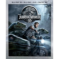 Jurassic World Blu-ray 3D